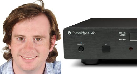 """This isn't really a Blu-ray player"" – Cambridge Audio 650BD Interview"