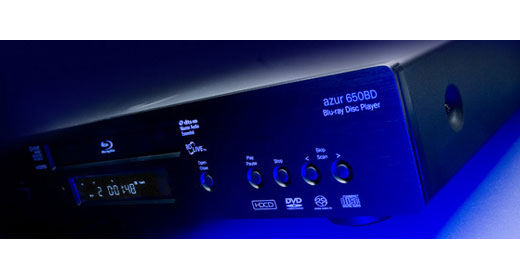 Cambridge Audio Azur 650BD Blu-ray player Review