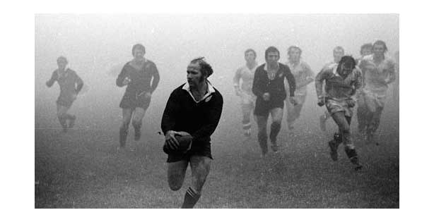 Exhibition – Six Decades of All Blacks Photos