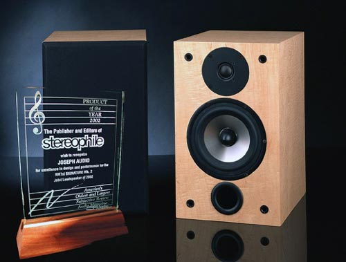 Joseph Audio Loudspeakers Available In NZ