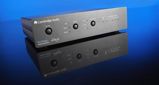 Cambridge Audio DacMagic Digital to Analogue Converter Review