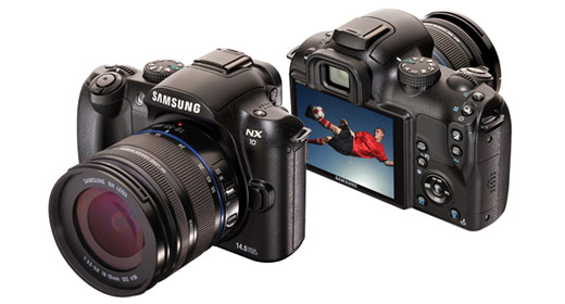 Samsung NX10 Hybrid Digital Camera Review