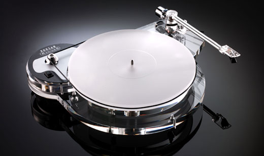 Roksan Radius 5.2 turntable / Nima tonearm review