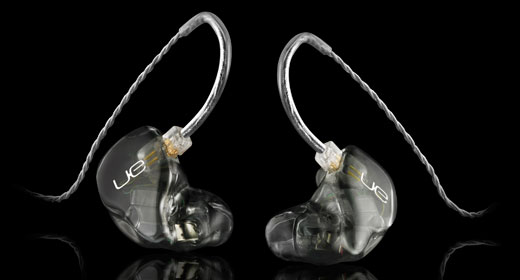 Ultimate Ears 10PRO Custom In-Ear Monitor Review