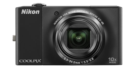 Nikon Coolpix S8000 Compact Camera Review