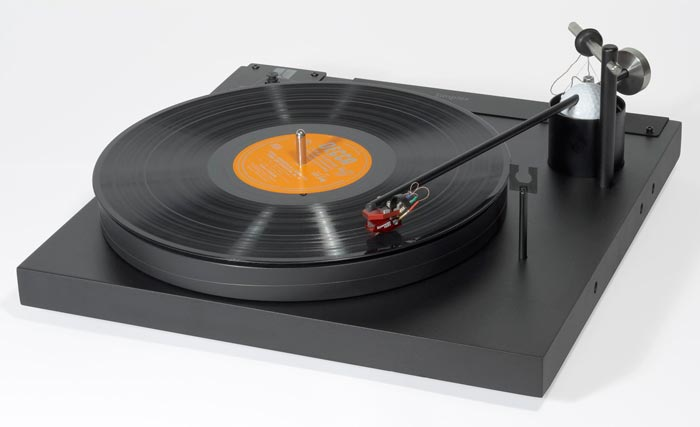 Follow Up – Well Tempered Simplex Turntable
