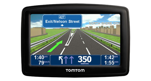 Tom Tom XL 250 In-Car GPS Navigation Unit Review