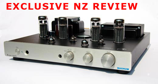 Rogue Audio Cronus Magnum Integrated Tube Amplifier Review