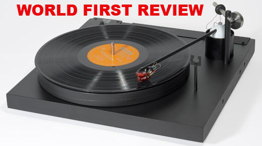 Well Tempered Lab Simplex Turntable Review