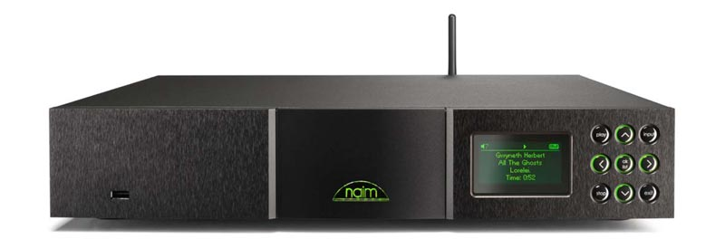 Naim NDX Network Player Launched
