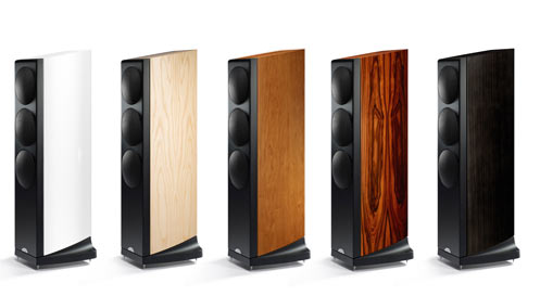 New Naim Ovator Speaker Launched