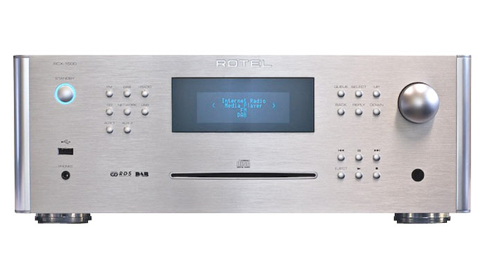 Rotel RCX-1500 All-In-One Released