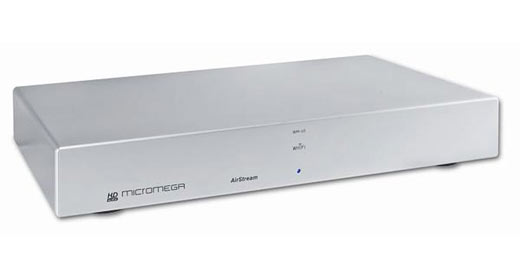 Micromega Airstream WM-10 Music Streamer Review