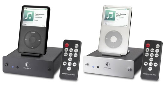 Pro-Ject Dock Box Fi iPod Dock Review