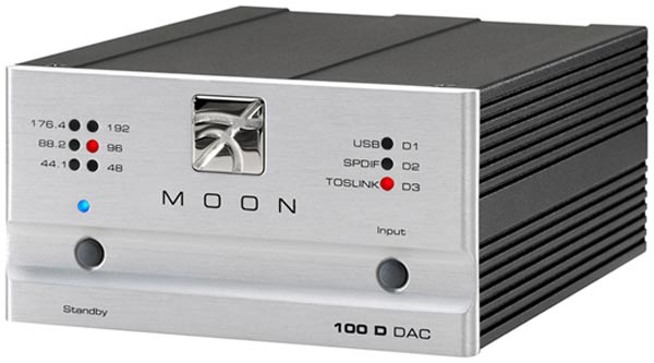 Simaudio Moon 100D DAC Released