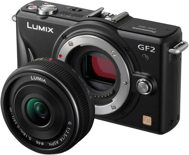 Panasonic announces world's smallest and lightest Interchangeable Lens Camera