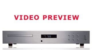 Video walkthrough – Audiolab 8200CD