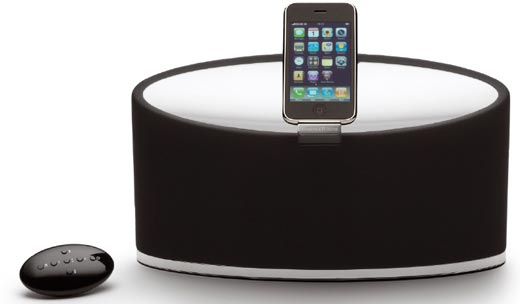 B&W Zeppelin Mini iPod Speaker System Review
