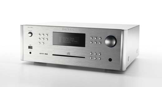 Rotel RCX1500 Music Server Review