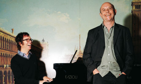 Ben Folds & Nick Hornby – Lonely Avenue (Nonesuch/Warner) CD Review