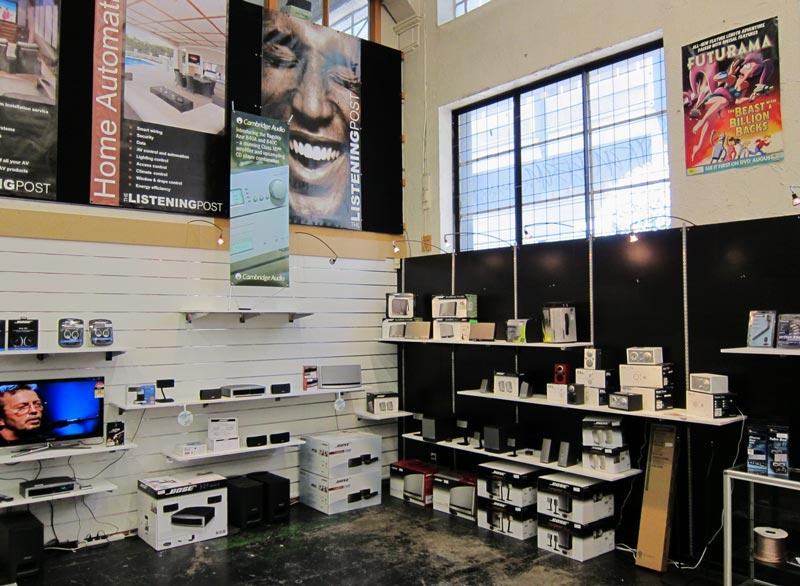Auckland's Newest Hi-Fi/AV Store