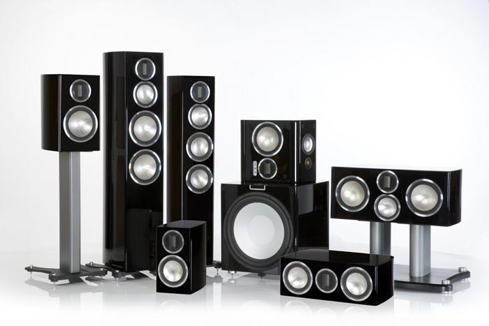 Monitor Audio Gold GX Loudspeaker Range Released