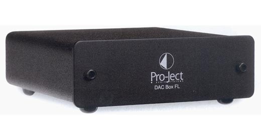 Pro-Ject DAC Box FL DAC Review