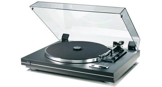 Dual CS455-1 Turntable Review