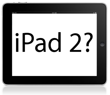 iPad 2 announced