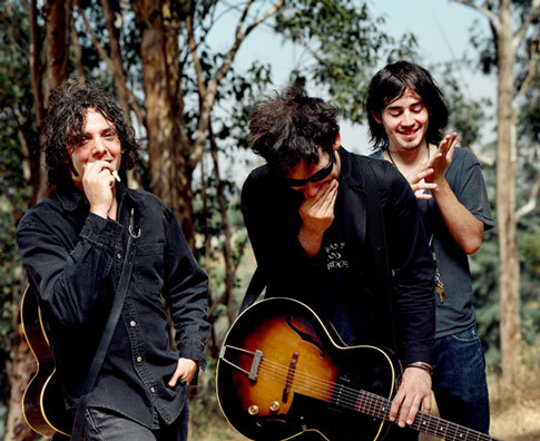 From the archives – Black Rebel Motorcycle Club