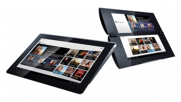 Sony to compete with its own tablet