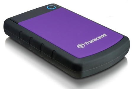 Two new portable hard-drives from Transcend