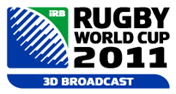 Rugby World Cup 2011 to be Shown Live on Giant 3D Screens  at Arenas and Cinemas Nationwide