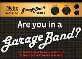 And The Winner Is… The Metro Garage Band Finals