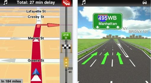 TomTom iPhone App with HD Traffic Review