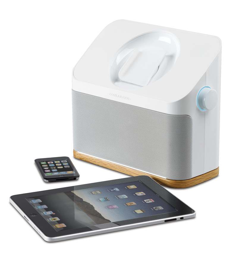The most style-obsessed iPod dock on earth?