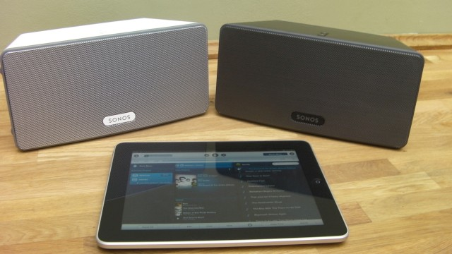 Launches & Lunches – Sonos Play:3