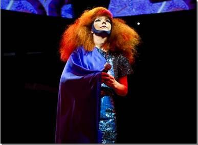 Björk is innovative again (shock, horror)
