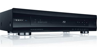 Oppo BDP-95 Blu-Ray Player Review