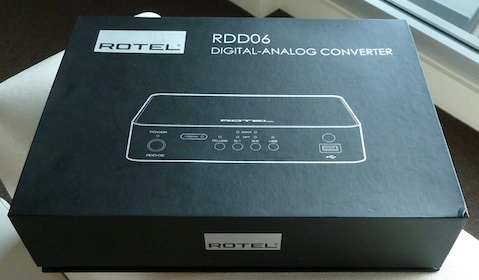 Rotel about to launch new DAC and more…