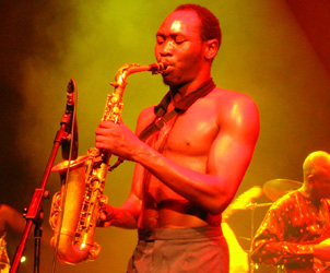 Seun Kuti – From Africa With Fury: Rise (Because/Rhythmethod) CD REVIEW