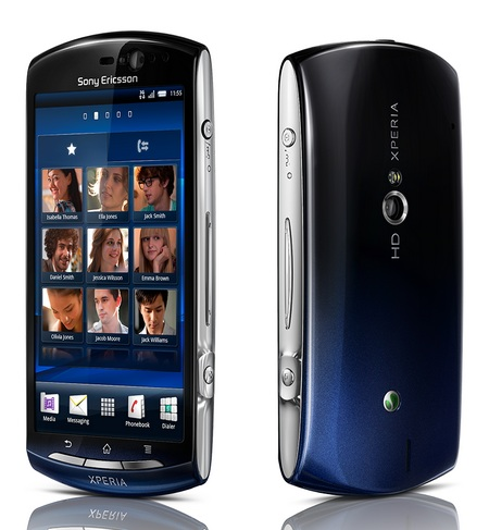 Sony Ericsson Xperia Neo Smartphone REVIEW