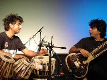 Talvin Singh & Niladri Kumar – Together (World Village/Border) CD REVIEW
