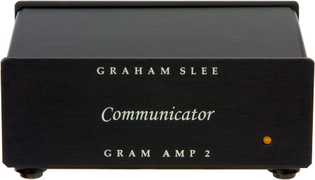 Graham Slee Gram Amp 2 Communicator II Phono Preamp REVIEW