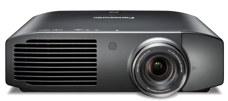 Panasonic's LCD Full HD 3D Home Projector