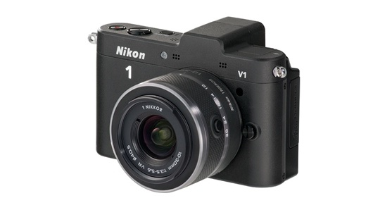 Nikon Launches New 1 Camera System