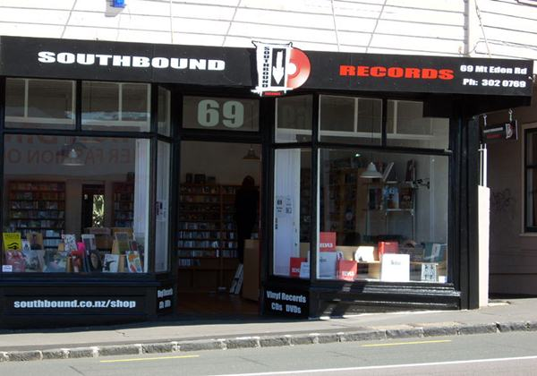 New Record Shop in Auckland