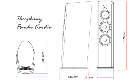 More Theophany Loudspeakers Q&A