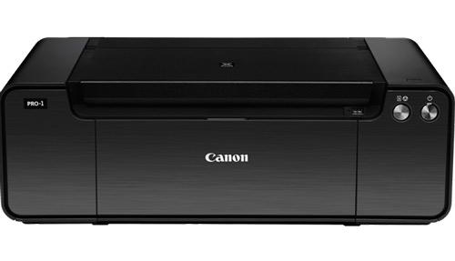 Canon Launches Flagship PIXMA PRO-1 A3+ Printer