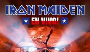 Iron Maiden release monster Blu-ray disc
